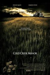 Cold Creek Manor movie poster (2003) original 27x40