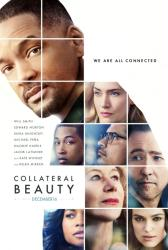 Collateral Beauty movie poster [Will Smith, Kate Winslet] advance