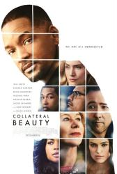 Collateral Beauty movie poster [Will Smith, Edward Norton] 27x40