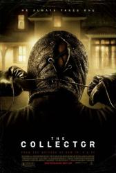 The Collector movie poster (2009) horror one-sheet