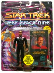 Star Trek Deep Space Nine: Commander Benjamin Sisko action figure