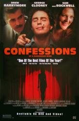 Confessions of a Dangerous Mind movie poster [Sam Rockwell] video