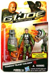 G.I. Joe Retaliation: Conrad ''Duke'' Hauser action figure (Hasbro)