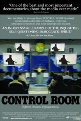 Control Room movie poster (2004 documentary) original 27x40