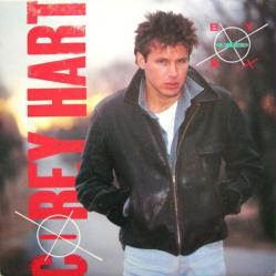 Corey Hart poster: Boy In the Box vintage LP/Album flat