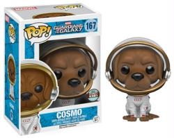 Pop! Guardians of the Galaxy: Cosmo vinyl bobble-head figure (Funko)