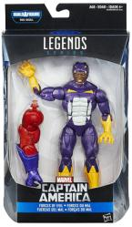 Marvel Legends Forces of Evil: Cottonmouth figure (Hasbro)