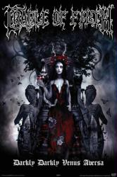 Cradle of Filth poster: Darkly Darkly Venus Aversa (24'' X 36'') New