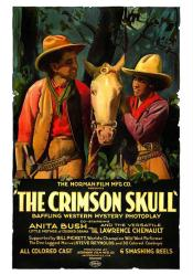 The Crimson Skull movie poster [Anita Bush & Bill Pickett] 18 X 24