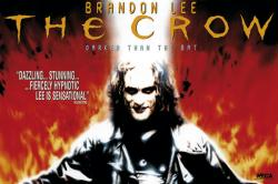 The Crow movie poster [Brandon Lee] 36'' X 24'' horizontal poster