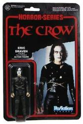The Crow: Eric Draven ReAction Horror Series action figure (Funko)