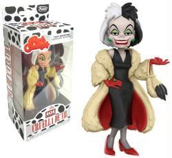 """101 Dalmatians: Cruella De Vil 5"""" Rock Candy vinyl figure (Funko)"""