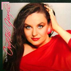 Crystal Gayle poster: Cage the Songbird vintage LP/Album flat