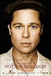 The Curious Case of Benjamin Button movie poster [Brad Pitt] advance