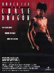 Bruce Lee: The Curse of the Dragon movie poster [documentary] original