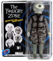 The Twilight Zone Series 7: Cyclops action figure (Bif Bang Pow/2012)