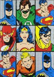 "DC Comics Hardcover Blank Journal (6"" X 8"") Brand New"