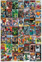 DC Comics poster: Comic Book Cover Montage (24'' X 36'')