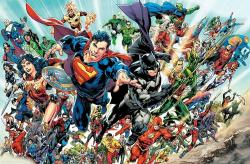 DC Rebirth poster: Group (34x22) DC Comics