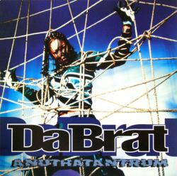 Da Brat poster: Anuthatantrum vintage LP/Album flat
