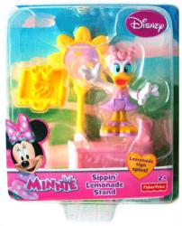 Minnie: Sippin' Lemonade Stand Daisy Duck figure set (Fisher Price)
