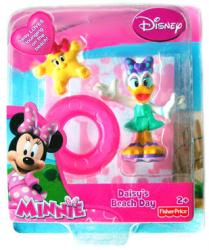 Minnie: Daisy's Beach Day figure set (Fisher Price) Disney Daisy Duck