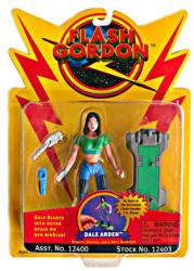Flash Gordon [Animated] Dale Arden action figure (Playmates/1996)