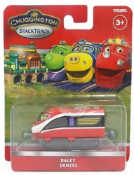 Chuggington StackTrack: Daley Denzel die-cast vehicle (Tomy/2015)