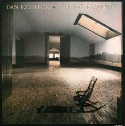 Dan Fogelberg poster: Windows and Walls vintage LP/Album flat