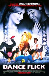 Dance Flick movie poster [Shoshana Bush, Damon Wayans Jr.] 27x40