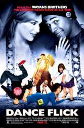 Dance Flick movie poster [Shoshana Bush & Damon Wayans Jr.]