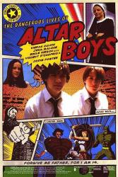 The Dangerous Lives of Altar Boys movie poster [Jodie Foster] 27x40
