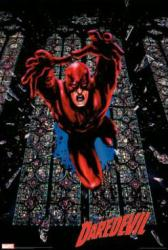 Daredevil poster: Marvel Comics character (27 X 40) New