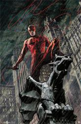 Daredevil poster: Devil (22x34) Marvel Comics superhero