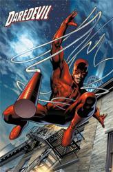 Daredevil poster: Marvel Comics super hero (22x34)
