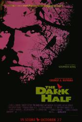 The Dark Half movie poster [Timothy Hutton] 27x40 video version