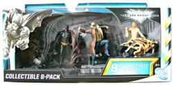 The Dark Knight Rises: Collectible Batman figures 8-pack (CDI/2012)