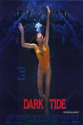 Dark Tide movie poster (1994) [Brigitte Bako] 27x40