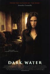 Dark Water movie poster [Jennifer Connelly] original 27x40