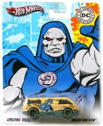 Hot Wheels Nostalgic Brands: DC Comics Darkseid Dream Van XGW diecast