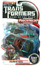 Transformers: Dark of the Moon [Mechtech] Darksteel figure