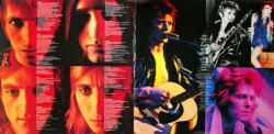 David Bowie poster: Ziggy Stardust vintage gatefold LP/Album flat