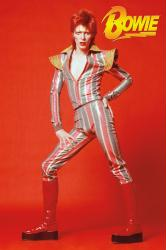 David Bowie poster: Glam (24x36)