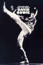 David Bowie poster: The Man Who Sold the World (24x36)