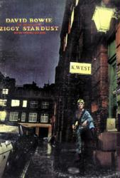 David Bowie poster: The Rise and Fall of Ziggy Stardust (24'' X 36'')