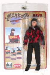 "The Monkees: 8"" Davy Jones tuxedo action figure (Figures Toy Co/2015)"