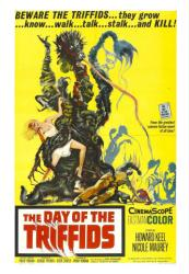 The Day of the Triffids movie poster (1963) 18x24