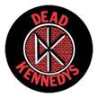 Dead Kennedys pinback: Dead Kennedys logo (1'' Button)