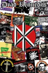 Dead Kennedys poster: Covers Collage (24'' X 36'')