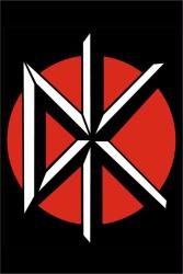 Dead Kennedys poster: Logo (24 X 36) New